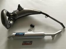 Sport Auspuff Anlage Giannelli Yamaha DT125R/DTR 125 Bj. 91-03 Typ:DE03/4BL +ABE