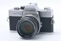 """""""Exc+5"""" Minolta SRT 101 CLC  w/ MC ROKKOR PF 58mm f/ 1.4 JAPAN #200347"""