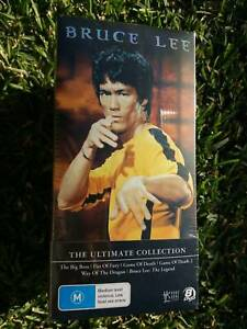 Bruce Lee: The Ultimate Collection DVD BRAND NEW & SEALED