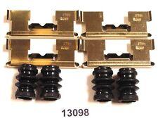 Better Brake Parts 13098 Front Disc Brake Hardware Kit