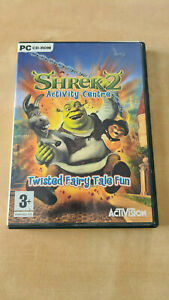 Shrek 2 Activity Centre - Twisted Fairy Tale Fun - PC