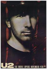 U2 Movie POSTER 27x40 D