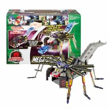 New Turning Mecard Mecanimals Mega Spider Transforming Vehicle Truck Official
