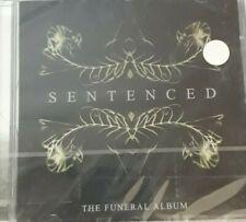 SENTENCED- THE FUNERAL ALBUM *CD BRAND NEW STILL SEALED NUOVO SIGILLATO RARE