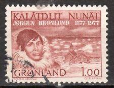 Greenland - 1977 Jorgen Bronlund - Mi. 104 FU