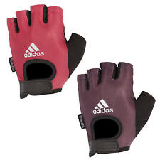 Adidas Womens Weight Lifting Gloves Ladies Performance Gym Exercise Workout
