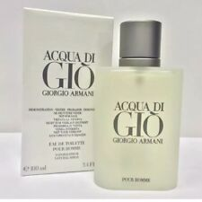 Acqua Di Gio By Giorgio Armani 3.4 oz / 100ml EDT Men Cologne Spray Tes