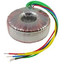 Ringkern-Transformator 230V RKT120/2X12 Trafo offen 120VA 2x12V 2x5000mA 858760