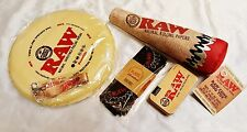New RAW Rolling Papers Dog Puppy Toy Combo HEMP CONE SQUEAKY TOY Frisbee & More