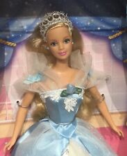 1998 Sleeping Beauty Barbie doll NRFB Mackie face