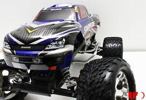 Traxxas Stampede 2WD Nerf Bar Set Aluminum Side Step MPHRC