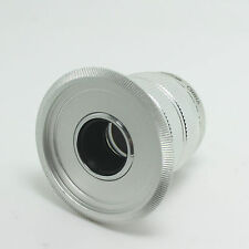 "50mm F/1.4 C Mount CCTV lens 2/3"" for Micro 4/3 M43 Olympus E-P1 PL3  SILVE"
