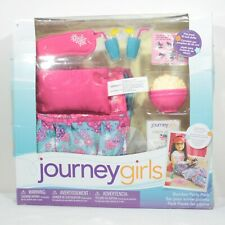 Brand New! Journey Girls Slumber Party Pack Set Pink Accessories Toys R' Us Exc