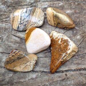 Healing Crystals 10 - 20mm  Tumblestone Crystals - Buy 6 get 6 Free