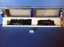 (S603) locomotive New York Central RIVAROSSI 5405 en boite, Jouef, ech : Ho