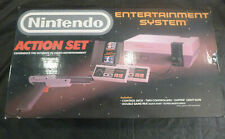 Nintendo Entertainment System Action Set Console - Complete in box