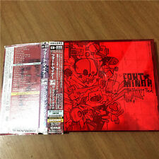 Fort Minor - The Rising Tied WPZR-30130/1 JAPAN CD+DVD OBI W-428