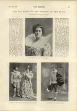 1899 triste storia di Amy robsart sul palco