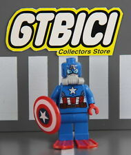 LEGO SUPER HEROES MARVEL MINIFIGURA  `` SCUBA CAPTAIN AMERICA ´´ Ref 76048