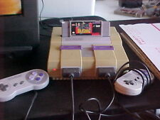 Super Nintendo Entertainment System Console