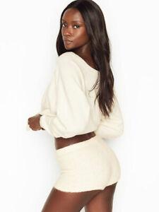 Victoria's Secret COZY SUPERSOFT SHORTIE size L