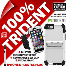 NUOVO Trident Kraken AMS rugged Protezione Case Cover per Apple iPhone 6 / 6S PLUS