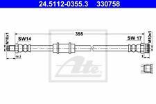ATE Bremsschlauch 24.5112-0355.3 vorne für FIAT FIORINO Pick up 1.3 1.4 1.6 1.7