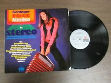33 RPM Vinyl Schlager Hits Akkordeon, Ariola Records, GEMA, 80858IT 050114ame