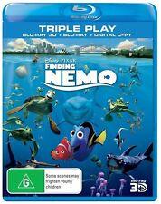 Finding Nemo (Blu-ray, 2012, 4-Disc Set)