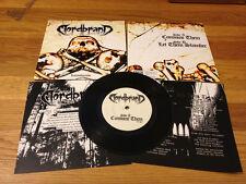 "MORDBRAND - Kolumbarium  7"" EP Black Vinyl LTD 800"