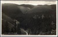Thüringer Schiefergebirge Thüringer Wald alte AK 1930 gelaufen die Meurasteine