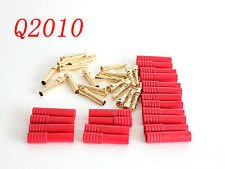 5 Pairs 4MM Male Female Bullet Connectors Plug and Housing set