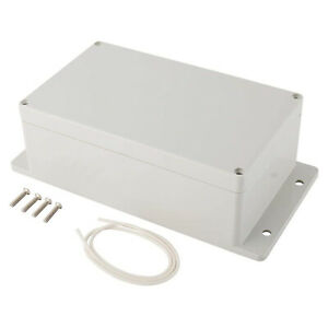 ABS Plastic Junction Box Case Universal Electric Project Enclosure Waterproof US