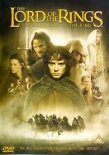 THE LORD OF THE RINGS FELLOWSHIP OF RING ELIJAH WOOD 2 DVD BOX SET UK NEW SEALED