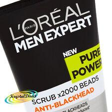 Loreal Men Expert Pure Power Scrub x2000 Beads 150ml