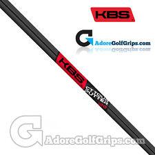 "KBS CT Tour droite en continu Putter Shaft (120 g) - 0.370"" Tip-PVD noir"