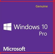 Windows 10 pro professionnel 64 & 32 bits complet téléchargement licence ou home upgrade
