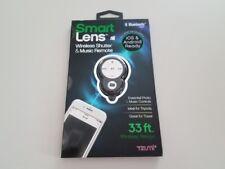 Tzumi Smart Lens Wireless Shutter & Music Remote