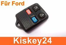 4Tasten Schlüssel Fernbedienung Gehäuse für Ford TRANSIT MUSTANG MONDEO FOCUS