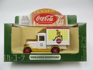 Lledo Diecast - Coca-Cola 1928 Chevrolet Box Van SL51000 - NEW