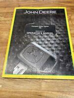 John Deere, Compact Tractor 790, Operator's Manual, OMLVU14371