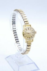 Omega Geneve Gold Plated Ladies Swiss Watch Ref 511.213 Cal.620