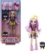 Mattel Sanrio Hello Kitty & Friends Badtz-Maru Figure & Jazzlyn Doll Dec.30,20