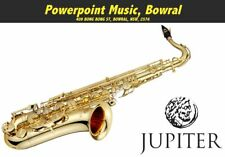 Jupiter JTS500 Tenor Saxophone With High F# Full 5 Year