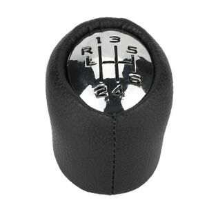 6 Speed Gear Selector Stick Shift Knob Head for Renault  II MK2 01-07 New