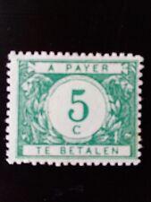 STAMPS - TIMBRE - POSTZEGELS - BELGIQUE - BELGIE 1919  NR.TX26* (ref. 1036 )