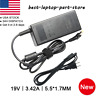 Charger for Acer Aspire One D270 AOD270 ZE7 Adapter Power Supply Cord AC DC
