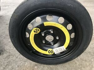 "VW Golf 16"" Sparewheel"