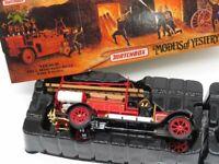 Matchbox Models of Yesteryear Fire Engine Series 1912 Mercedes Benz YFE20-M