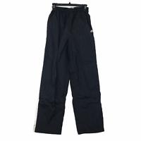 Adidas Mens Black and White Sweatpants Medium